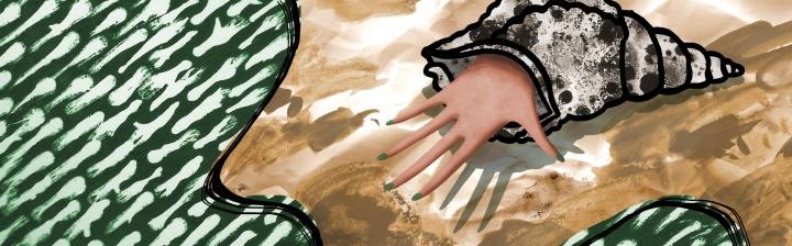 illustratie-je-hoort-de-zee-lieke-mulder